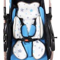 cadeiras de desenho animado para adultos venda por atacado-Almofada infantil Quatro estações universal respirável bebê assento de segurança estereótipos almofada de dormir carrinho de almofada portátil
