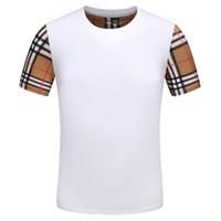 bio-bekleidung designer großhandel-Mode Freizeit mazinger z camiseta T-shirt Männer Große Anime t-shirt Kurzarm Bio-baumwolle Männer T-shirt Luxus Designer Markenkleidung