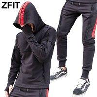 ingrosso vestiti sportivi da jogging per gli uomini-
