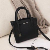 çanta için yeni stiller toptan satış-Pembe Sugao tasarımcı pu deri crossbody lüks çanta moda tasarımcısı çanta kadın çantası omuz çantası, çanta 2019 yeni stil Büyük Çantalar