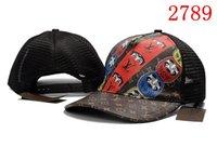 колпачки для бутылок оптовых-Бейсбольная кепка wholsale встроенная шляпа Повседневная кепка gorras 10 панелей хип-хоп Snapback Шляпы мыть шапка для мужчин, женщин унисекс