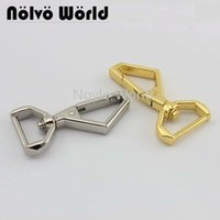 Wholesale snap hook buckle for sale - Group buy colors accept mix color mm inch metal buckle trigger snap hook lobster buckle swivel clasp hooks
