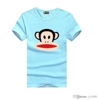 camiseta de los hombres de la medusa al por mayor-19SS boca grande mono nueva llegada del verano de calidad superior del diseñador de moda las camisetas Ropa de Hombre medusa Print Tees tamaño M-3XL