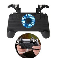 Wholesale joystick for mobile phones for sale - New Game Controllers And Joysticks Mobile Phone Gamepad Trigger Aim Button Shooter Joystick for iPhone Android Cell Phone GamePad Accesorios