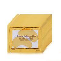 or 3g achat en gros de-Premium Gold collagène masque pour les yeux maquillage pour les yeux 3g dissoudre le département ophtalmologique est fatigué