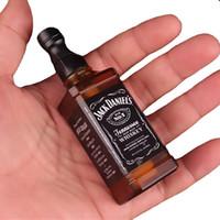 feuerzeuge für großhandel-Neuer Ankunfts-Smoking Cigarette Zubehör Gasanzünder Rotweinflasche Form Neuheit leichter