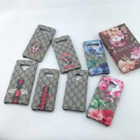 Wholesale plug x online – Luxury Snake bee print Designer Phone Case For IPhoneX XS Max XR plus plus s Fashion Plug in Card Smartphone Cover Cases