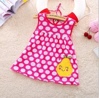 Wholesale baby girl dresses price for sale - Group buy Top Quality Baby Dresses Princess years Girls Dress Cotton Clothing Dress Summer Girls Clothes Low Price