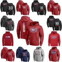 hokey hoodie montreal toptan satış-92 Jonathan Drouin Montreal Canadiens hokey kapüşonlu 31 Carey Fiyat Guy Lafleur Shea Weber Gallagher Brendan Kapüşonlular adam kadın çocuk eşofmanı