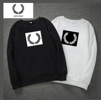 Wholesale rice led for sale - Group buy New men s designer autumn and winter brand men s rice ear print sweater lead the trend of men s fashion tide brand sweater