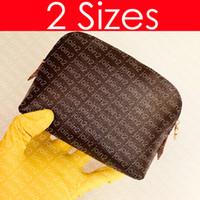 Wholesale travel accessories pouch resale online - M47515 COSMETIC POUCH GM Designer Fashion Women s Makeup Travel Set Beauty Case Toiletry Bag Pouch cm Mini Pochette Accessories