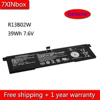 Wholesale laptop battery li for sale - Group buy 7XINbox Wh V R13B02W R13B01W Battery For Xiaomi Mi quot Inch Series Laptop mAh