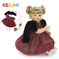 bebek güzel bebek toptan satış-KEIUMI Reborn Baby Doll Kız 22