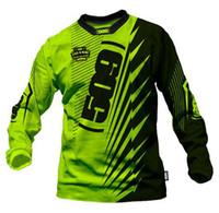 mtb bicicleta dh jerseys al por mayor-2019 Nueva Motocicleta Montar Cuesta abajo Jersey MTB Off Road Mountain Bike DH Bicicleta moto Jersey DH BMX motocross jersey