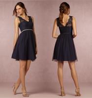 Promotion Robes De Mariage Bleu Marine Vente Robes De