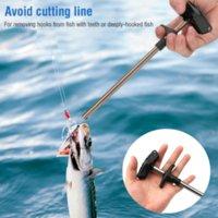 ingrosso attrezzi ganci-Strumento per la pesca facile da rimuovere ami da pesca Strumenti per ridurre al minimo gli infortuni Attrezzatura da spremere NOVITÀ