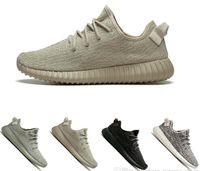 sapatos oxford para mulheres venda por atacado-Com Caixa de 2019 Kange West V1 sapatos Casuais Top Quality Tartaruga Dove Moonrock Oxford Tan Pirata Preto Dos Homens Das Mulheres Sapatos