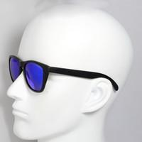 tendência de moda óculos venda por atacado-2018 Marca SUNGLASSE New Top Versão Sunglasses TR90 Quadro lente polarizada UV400 sapo Sports Sun Óculos Fashion Trend Óculos Eyewear