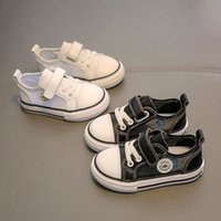 Wholesale 12 children casual shoes resale online - 2020 Summer New Style Kids Mesh Shoes Boys Casual Shoes Breathable Net Children White Baby Girl Girls Years Old