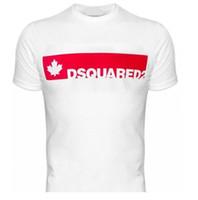 высокое качество tshirt оптовых-tide DS2 футболка Luxurys мужские футболки дизайнер модная футболка классика Ds quared 2 футболки прибытие Street hip hop футболки высокого качества Wild tee