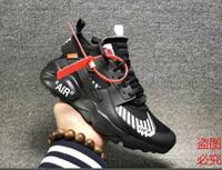 ingrosso corsa libera di huarache-Le ultime donne di lusso degli uomini del progettista di moda di alta qualità Air Huarache scarpe casual scarpe da ginnastica traspirante scarpe da ginnastica sportive spedizione gratuita