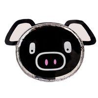 bolsos de cerdo al por mayor-xiniu Moda Niñas Cadena de cuero Salvaje Cute Cartoon Pig Shoulder Messenger Bag