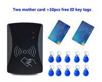 система управления rfid оптовых-RFID ID автономный контроль доступа к двери 9-12 В может управлять системой управления лифтом. Две материнские платы с брелоком на 10 эм.