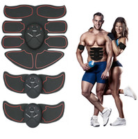 Wholesale muscle equipment for sale - Group buy 8 Pack Muscle Toner Eight pack Mobile Gym ABS Smart Fitness EMS Fit Toning Electric Muscle equipment Body Building Device