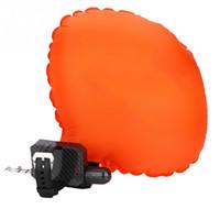ballon de la vie achat en gros de-Bracelets de sauvetage Bouée de sauvetage Poignet Ballon gonflable de sauvetage en auto-sauvetage avec boussole Natation Surfing Produit de sécurité aquatique