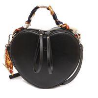 Wholesale travel bag for sale - Designer Travel Cosmetic Bag Makeup Case Women Zipper Hand Holding Make Up Handbag Peach heart packet of women scarf cosmetic bag