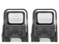 Tactical 552 Holographic Sight Red and Green Dot Hunting Rifle Scope with 20mm Rail Mount