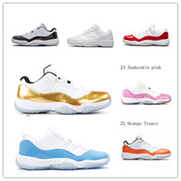 Wholesale 23 sneakers resale online - Mens Brand basketball shoes Concord shoes number Legend Blue s Midnight Navy XI Win Like women Sports shoes designer sneakers