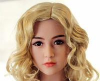 mini muñeca de juguete sexual al por mayor-Las muñecas sexuales de silicona sólida de calidad superior se dirigen hacia la muñeca del amor, juguetes sexuales orales realistas para hombres, cabezas de muñecas adultas