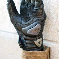мото гоночные перчатки оптовых-Хорошее качество бомбардировщик мотоцикл аксессуары Moto Gp байкер Revit перчатки мотокросс гонки перчатки грязь 2 дышать кожа M L Xl Xxl MX190817