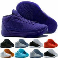 ingrosso kb scarpe da ginnastica-2019 Top Quality Kobe 5 AD Mid Fearless scarpe da basket in oro nero Mens Trainers KB 5s Staccata Blue Wolf Grey scarpe da ginnastica Sport Taglia 40-46