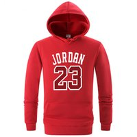 Wholesale sports clothes online - Mens Sports Hoodies Spring Autumn Clothing New Hooded Casual Sweatshirts Pullovers