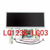 Wholesale vga lcd panel resale online - LQ123K1LG03 inch LCD Panel HDMI VGA AV Lcd Controller Drive Board