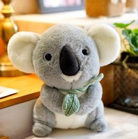 Wholesale toy nets for sale - Group buy Koala doll koala plush toy simulation sloth doll doll INS net red with the birthday gift