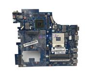 Wholesale lenovo laptop motherboards resale online - FULCOL For Lenovo G780 Laptop motherboard HM76 GT635M GB GPU QIWG7 LA P DDR3