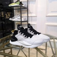 Wholesale y3 trainers for sale - Group buy 2019 fashion Sports loafers women mens running shoes for men Y3 Genuine leather Sneakers runners new arrival trainers Y