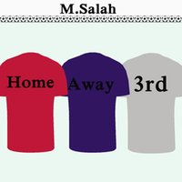 a50cac3b8283 Wholesale mens quick dry shirts for sale - 18 SALAH FIRMINO Mens Soccer  Jerseys LALLANA MATIP