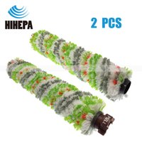 Wholesale roll cleaner resale online - 2 Pet Brush Roll for Bissell Crosswave Series Vacuum Cleaner Parts Fit