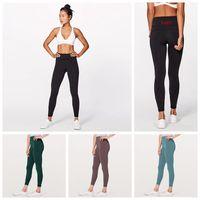Wholesale women yoga pants for sale - Women Skinny Leggings Colors Sports Gym Yoga Pants High Waist Workout Tight Yoga Leggings OOA6330