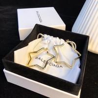 gold nadel schmuck großhandel-46ss 2019ss Markenschmuck für Damen, Spitzenquasten aus 925er Silber, unverzichtbare Mittel für das Modebankett, Diamantendekoration, Großhandel.