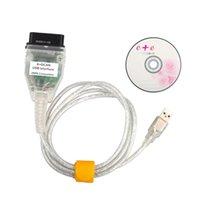 bmw inpa usb großhandel-Heißer verkauf für bm inpa k + can bm inpa k dc usb-schnittstelle coder scanner reader heißer verkauf professonal kostenloser versand