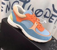 ingrosso scarpe in pelle scamosciata mens-Runaway Low top Sneaker Platform Classic Francia Pelle scamosciata Sport Skateboarding Scarpe da donna da uomo Sneakers Dress Shoe Sport Tennis