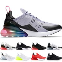 Wholesale light cushions online - 270s Be True Cushion Men Running Shoes C Bruce Lee Tiger Triple Black White Teal Photo Blue Women Trainer Sports Sneakers