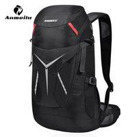 capa de mochila para ciclismo venda por atacado-Anmeilu 20l mochila de acampamento ao ar livre à prova d 'água dobrável caminhadas mochilas capa de chuva esportes saco de escalada mochila de viagem de ciclismo # 743857