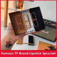 Wholesale lipstick prices for sale - Group buy Lowest Price Famous TF Brand Matte Lipstick with colors tube matte lipstick with High quality
