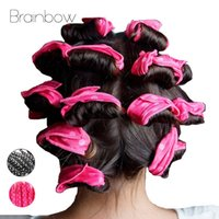 Wholesale flexible foam for sale - Group buy Brainbow PC Magic Sponge Pillow Soft Hair Roller Flexible Foam Sponge Hair Curlers Rollers DIY Salon Hair Care Styling Tools Toptrimmer